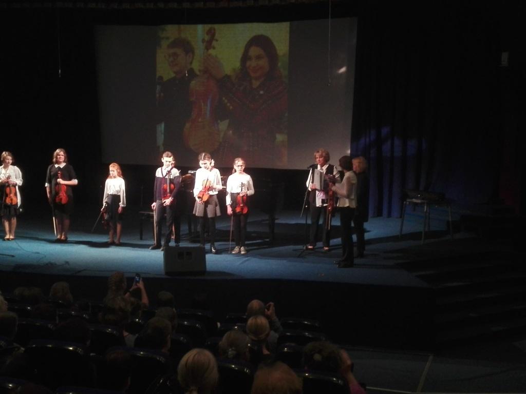 Стипендиаты Международного благотворительного фонда Спивакова представили свою программу в Ярославской области