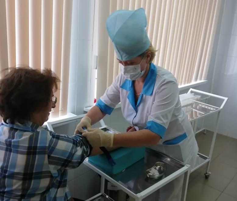 На диспансеризацию доставят 600 пожилых людей из разных уголков Гаврилов-Ямского района