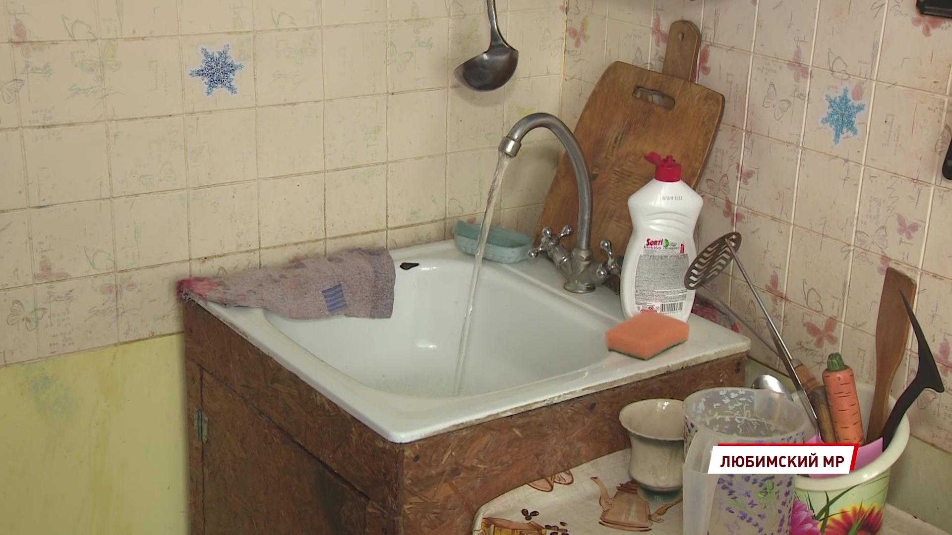 Первые изменения налицо: в Любиме продолжается капитальный ремонт очистных сооружений