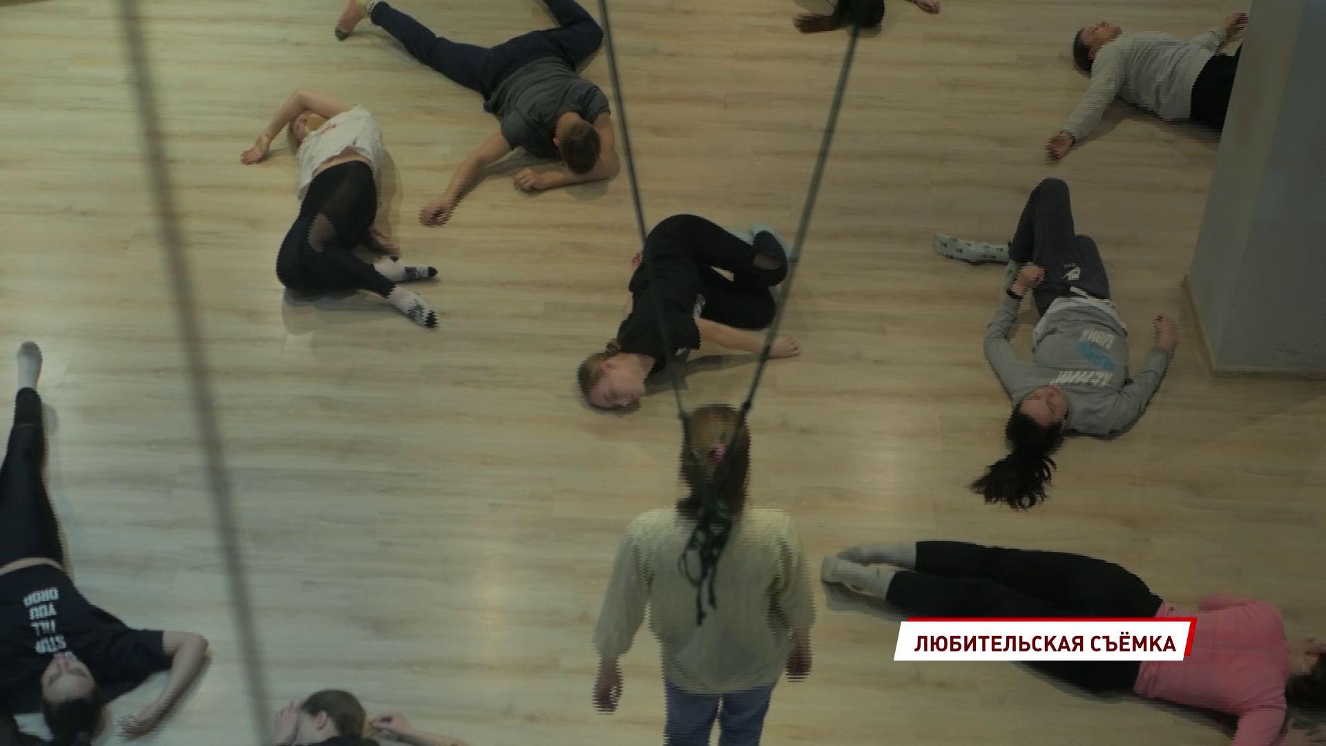 Танцевальный мастер-класс для студентов Демидовского университета провела участника проекта «Танцы»