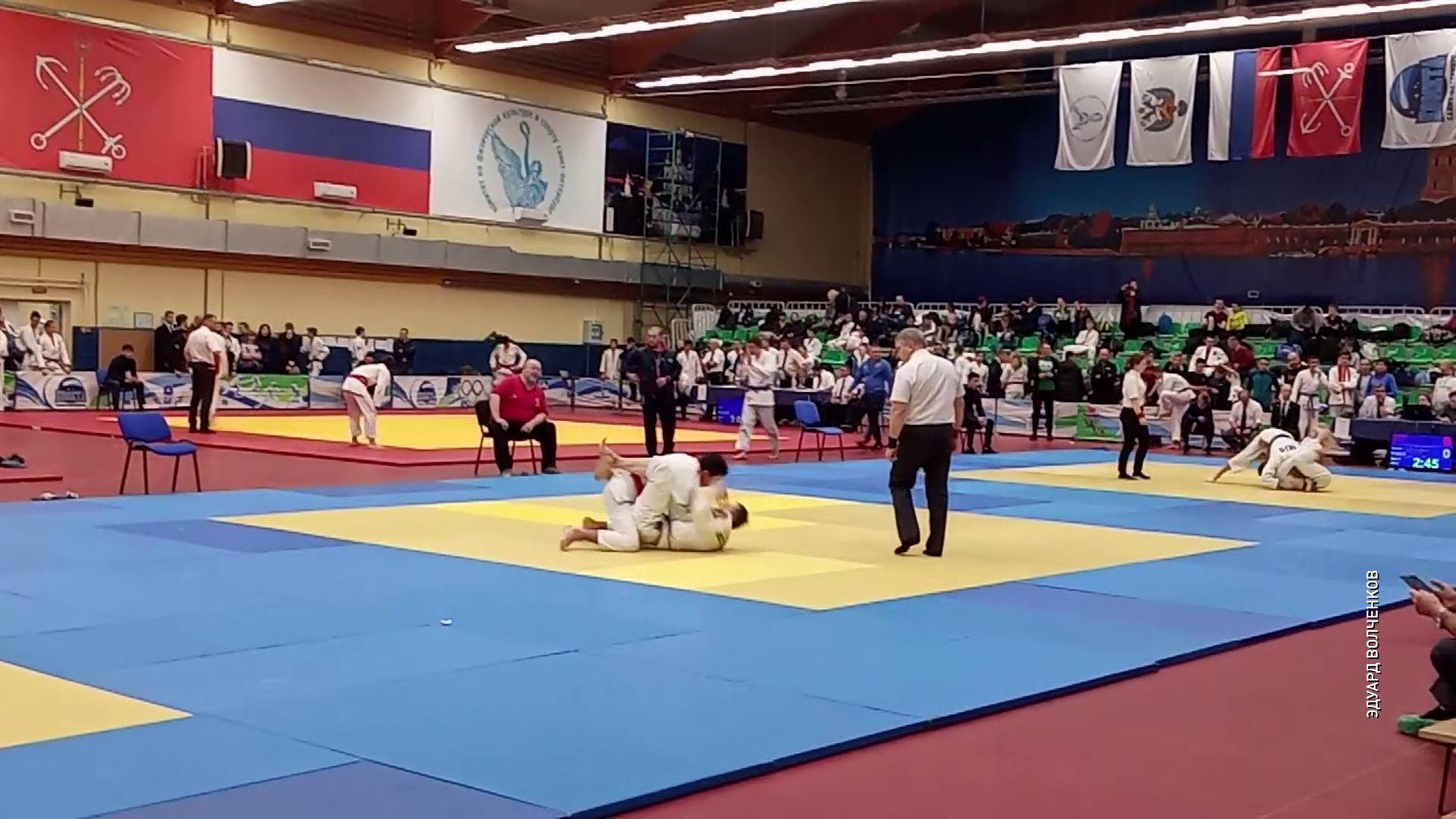 Ярославские спортсмены привезли россыпь медалей с первенства России по джиу-джитсу