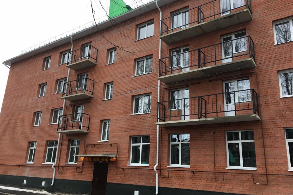 В Угличе жильцы аварийного дома получили ключи от новых квартир
