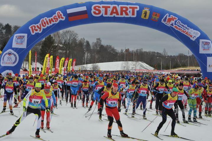 Под Рыбинском пройдет крупнейший в России лыжный марафон FIS/Worldloppet