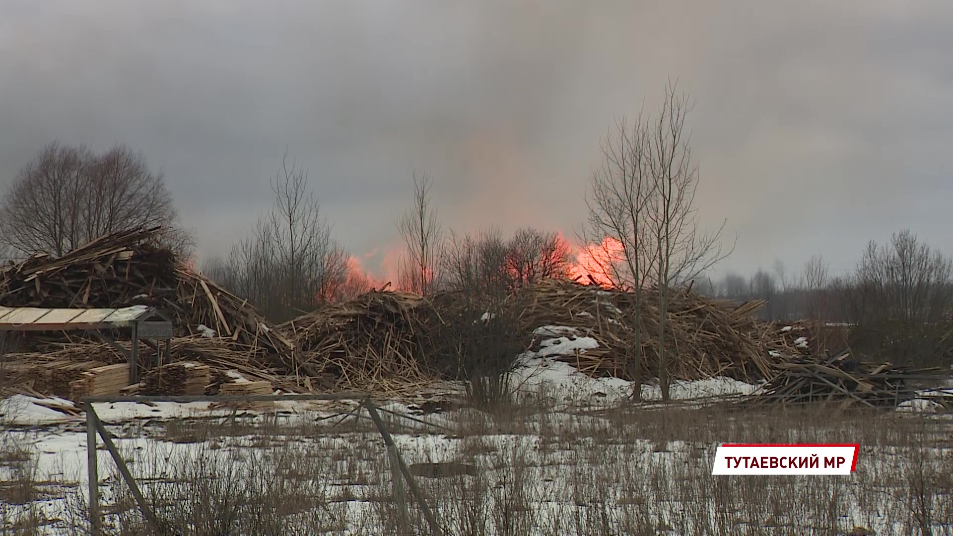 Владельцу лесопилки, который сжигал опилки «по согласованию с МЧС», грозит крупный штраф