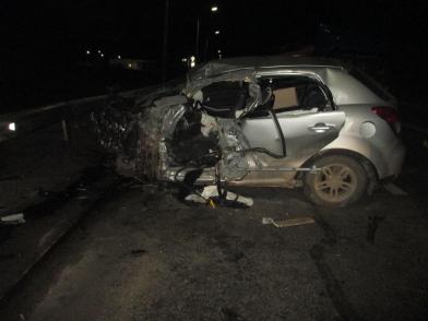 Под Ярославлем после столкновения с грузовиком погиб москвич