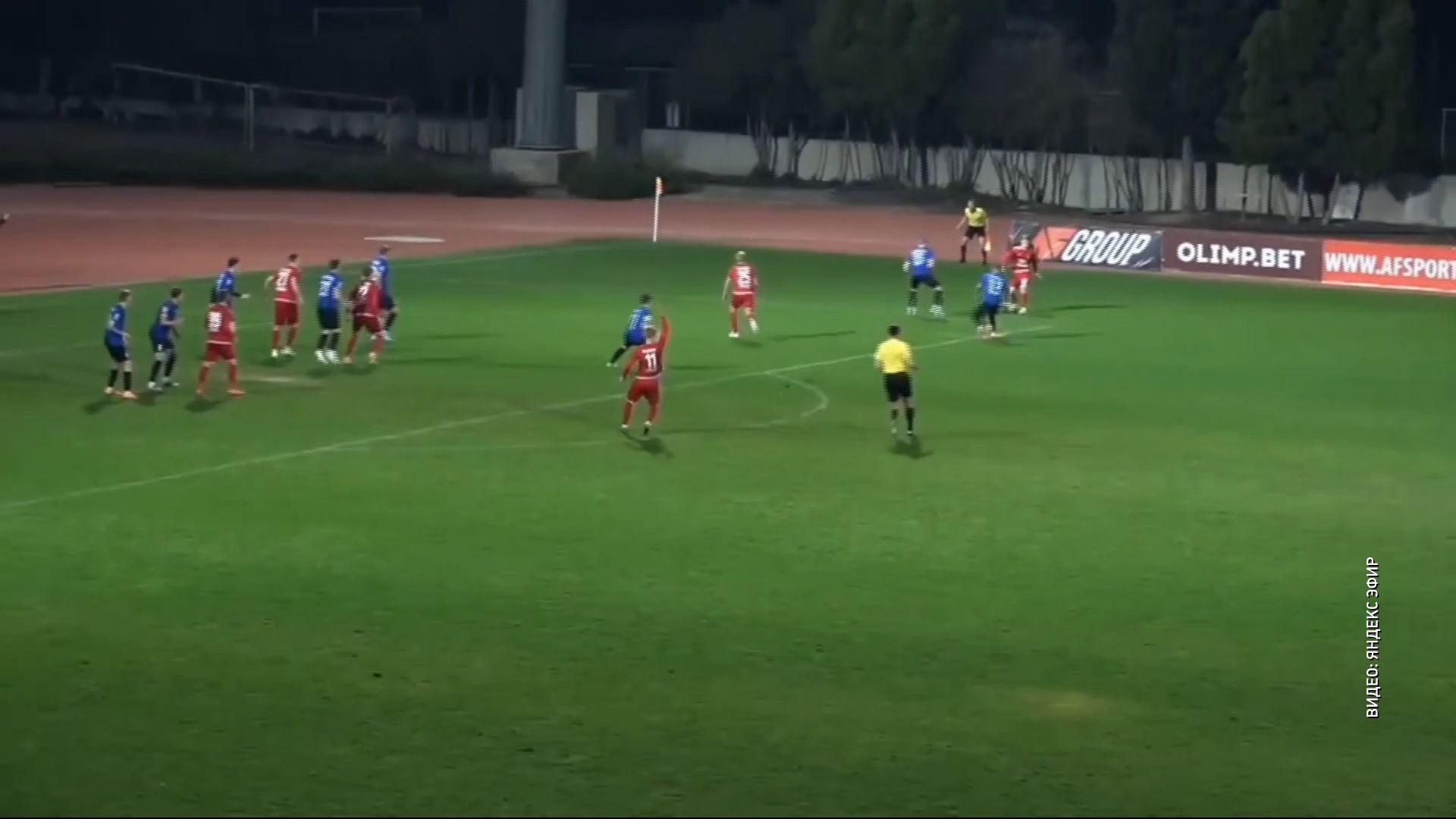 «Шинник» уступил «Тамбову» в полуфинале Кубка ФНЛ
