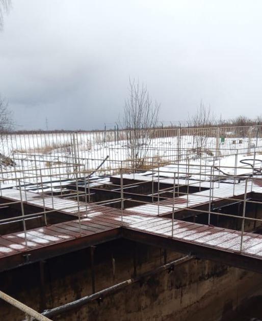 На полигоне «Скоково» началась подготовка площадки для станции очистки фильтрата
