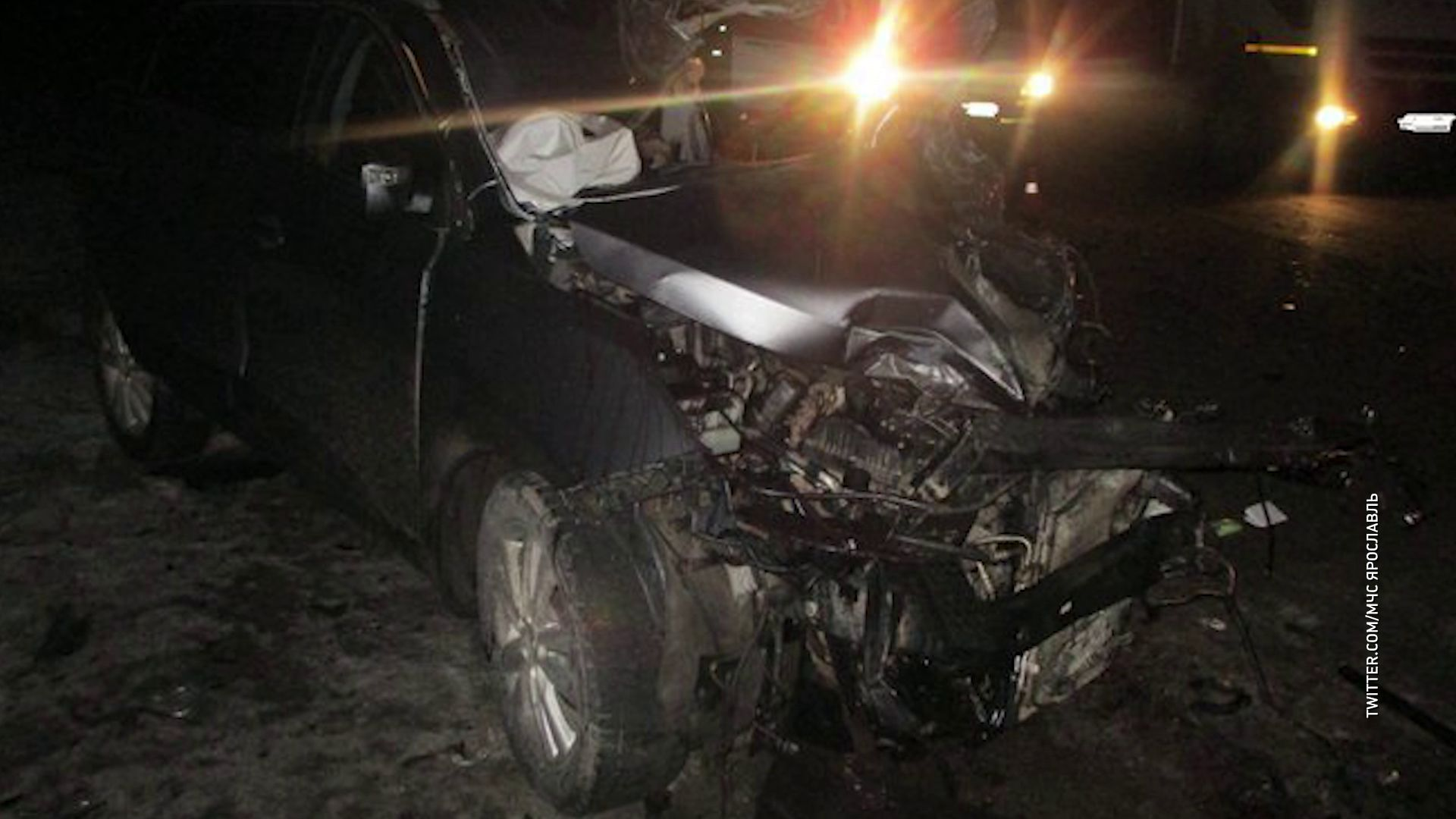 Под Переславлем в жутком ДТП погиб житель Курской области