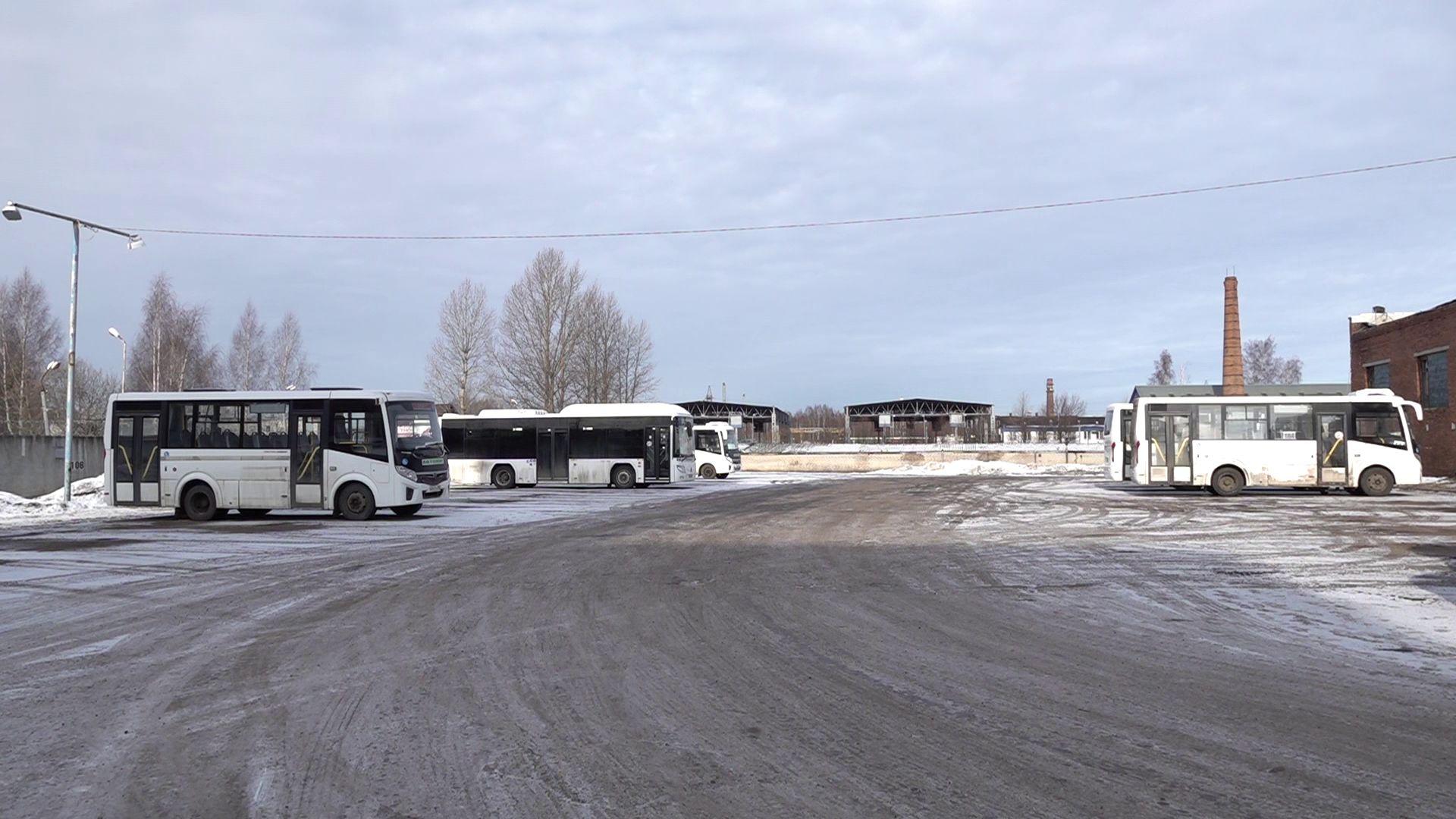 Транспортные предприятия Ярославля продолжают обновлять автобусный парк