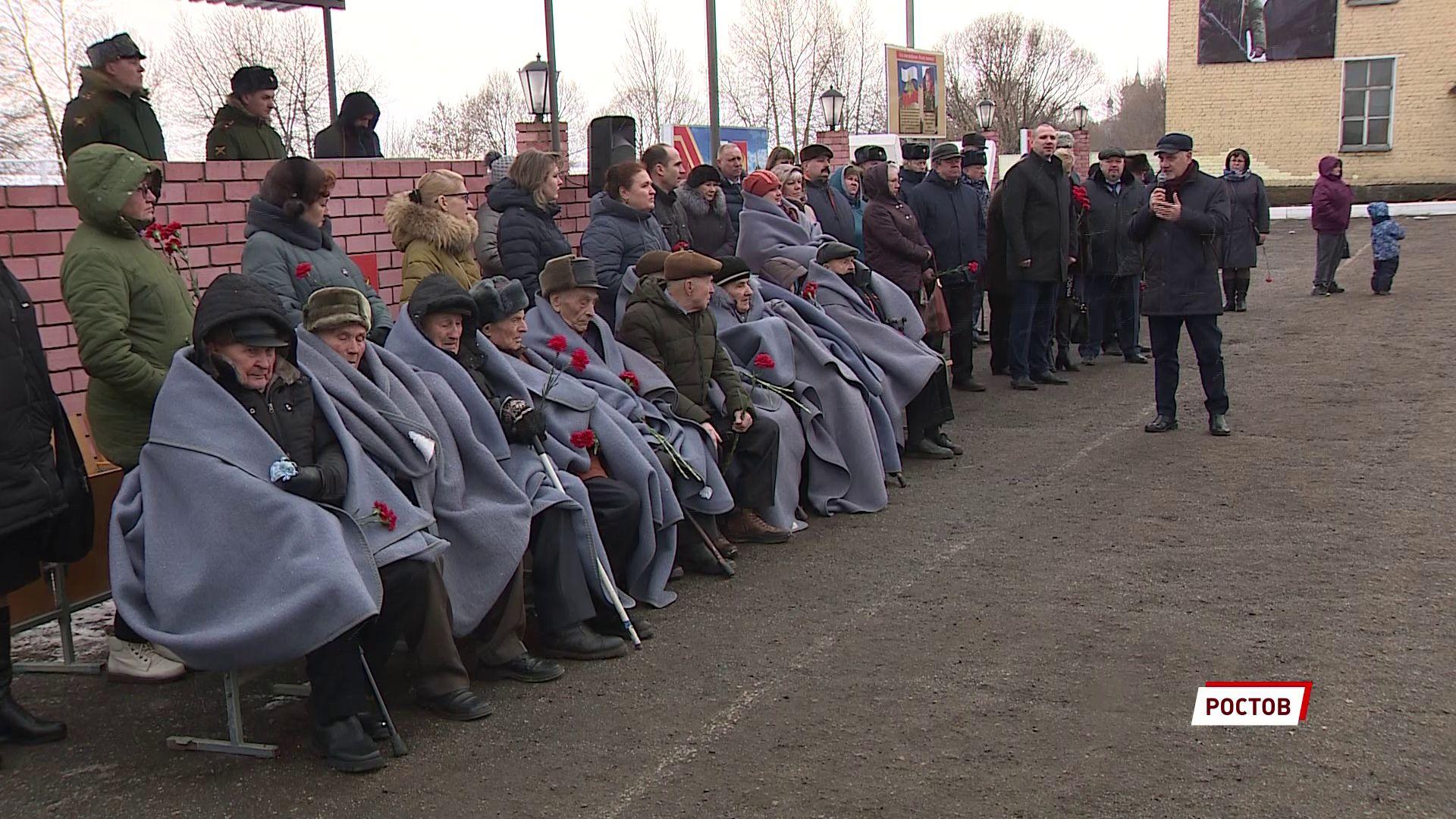 В Ярославской области юбилейными медалями наградят более 10 тысяч ветеранов