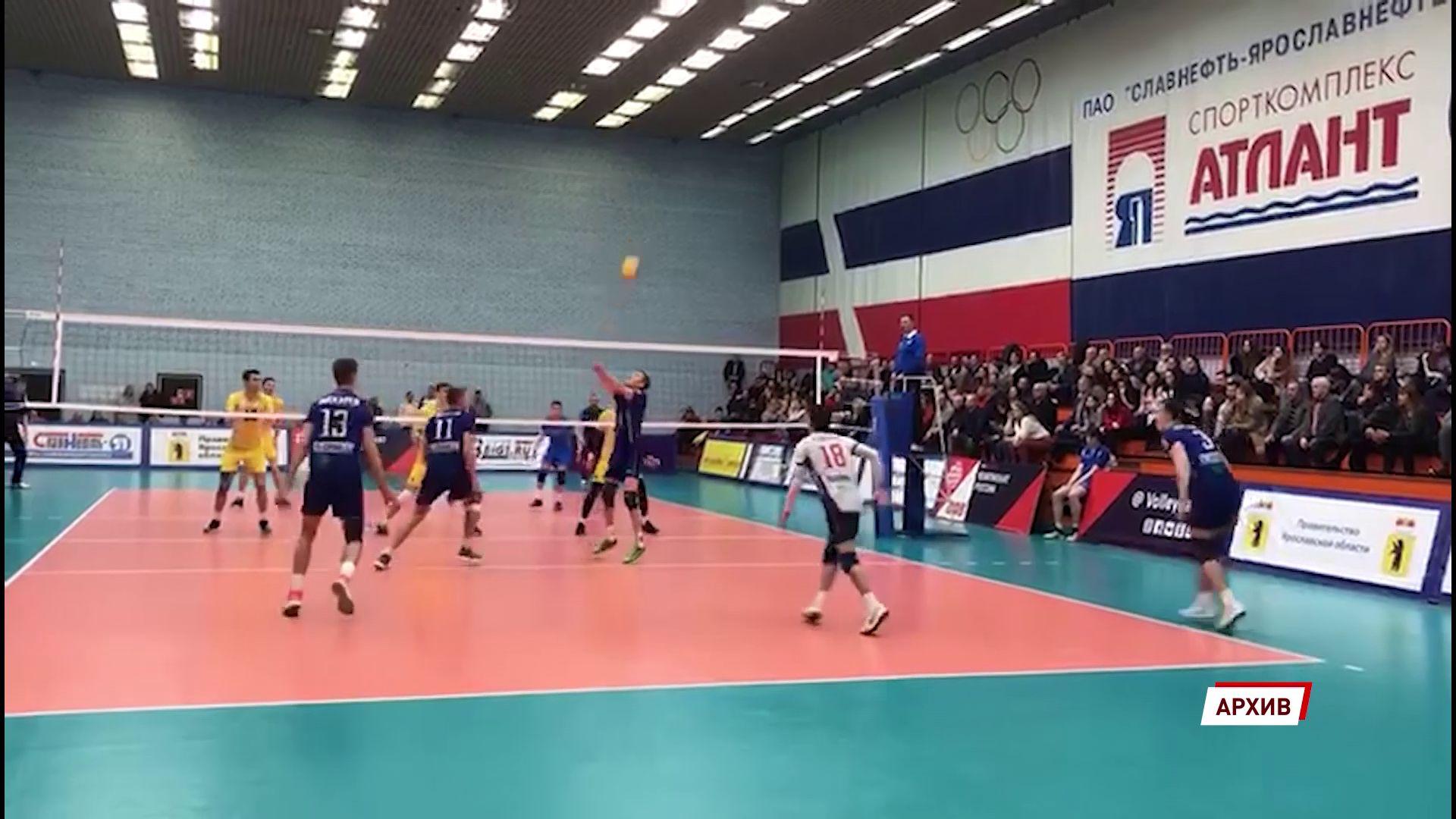 «Ярославич» остался без главного тренера