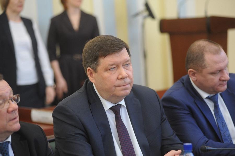 Дмитрий Миронов назначил нового зампредседателя правительства региона