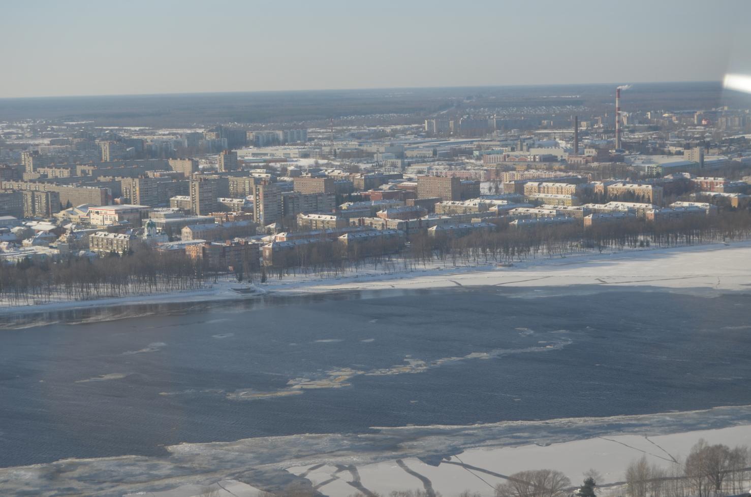 Межведомственная группа в Москве поддержала предложения Ярославской области по работе гидроузлов в период паводка