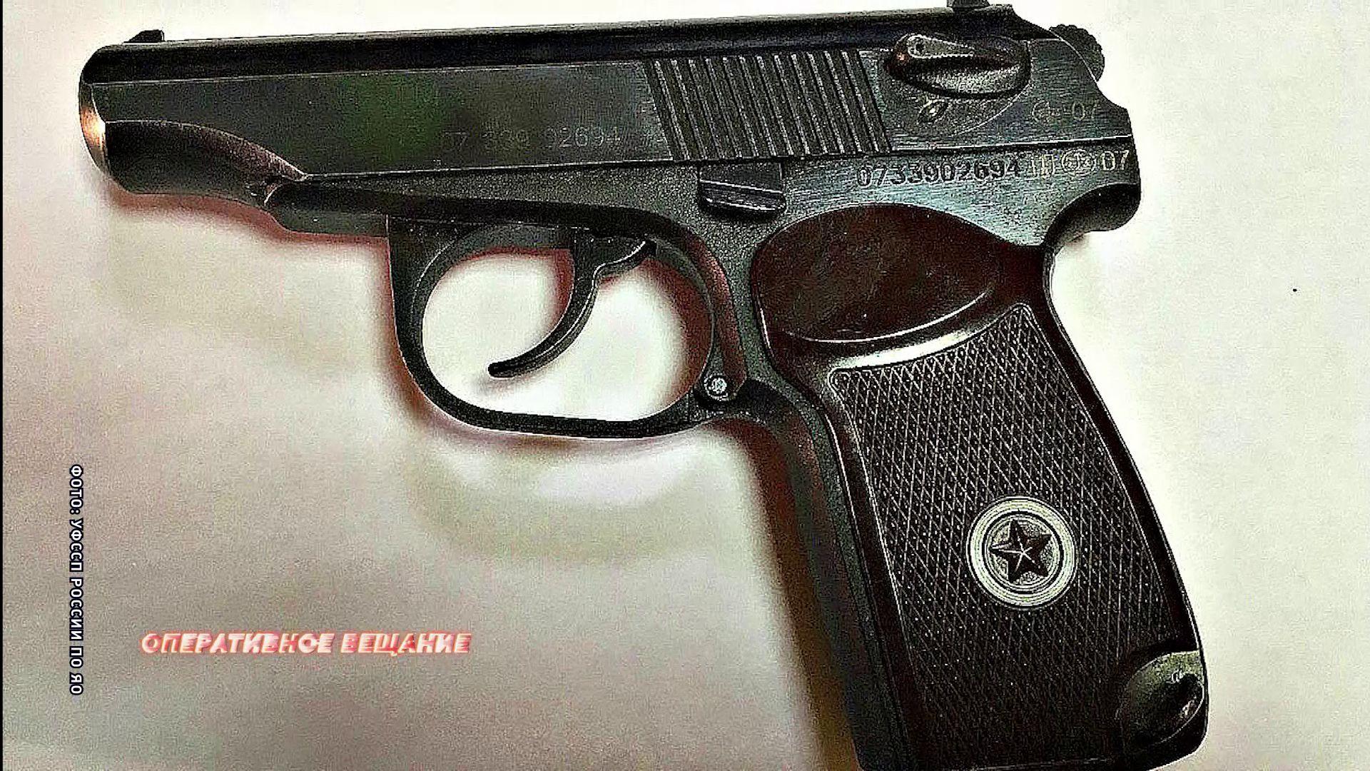 Мужчина явился на слушания об истязаниях в ярославской колонии с пистолетом