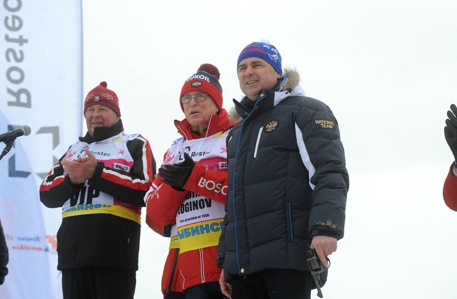 Дмитрий Миронов: «Ярославскую зиму невозможно представить без лыжного спорта»