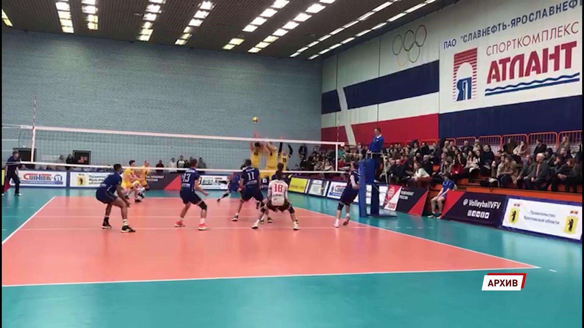 «Ярославич» завершил тур победой
