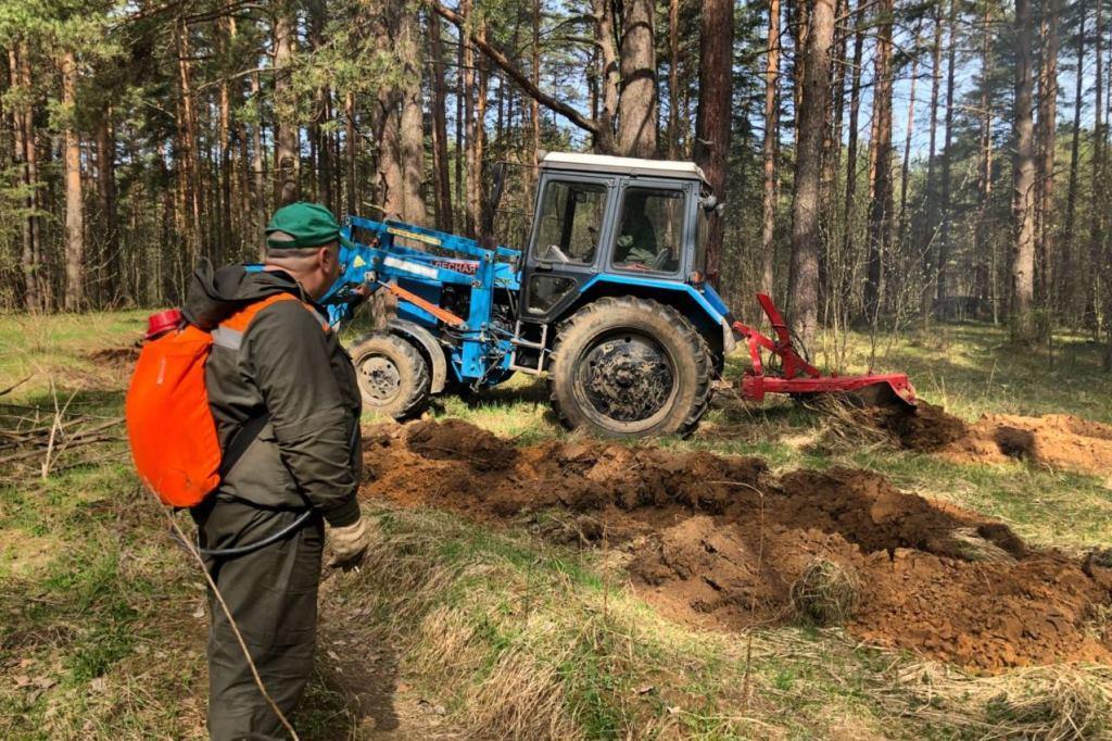 К пожароопасному сезону Ярославская область полностью готова