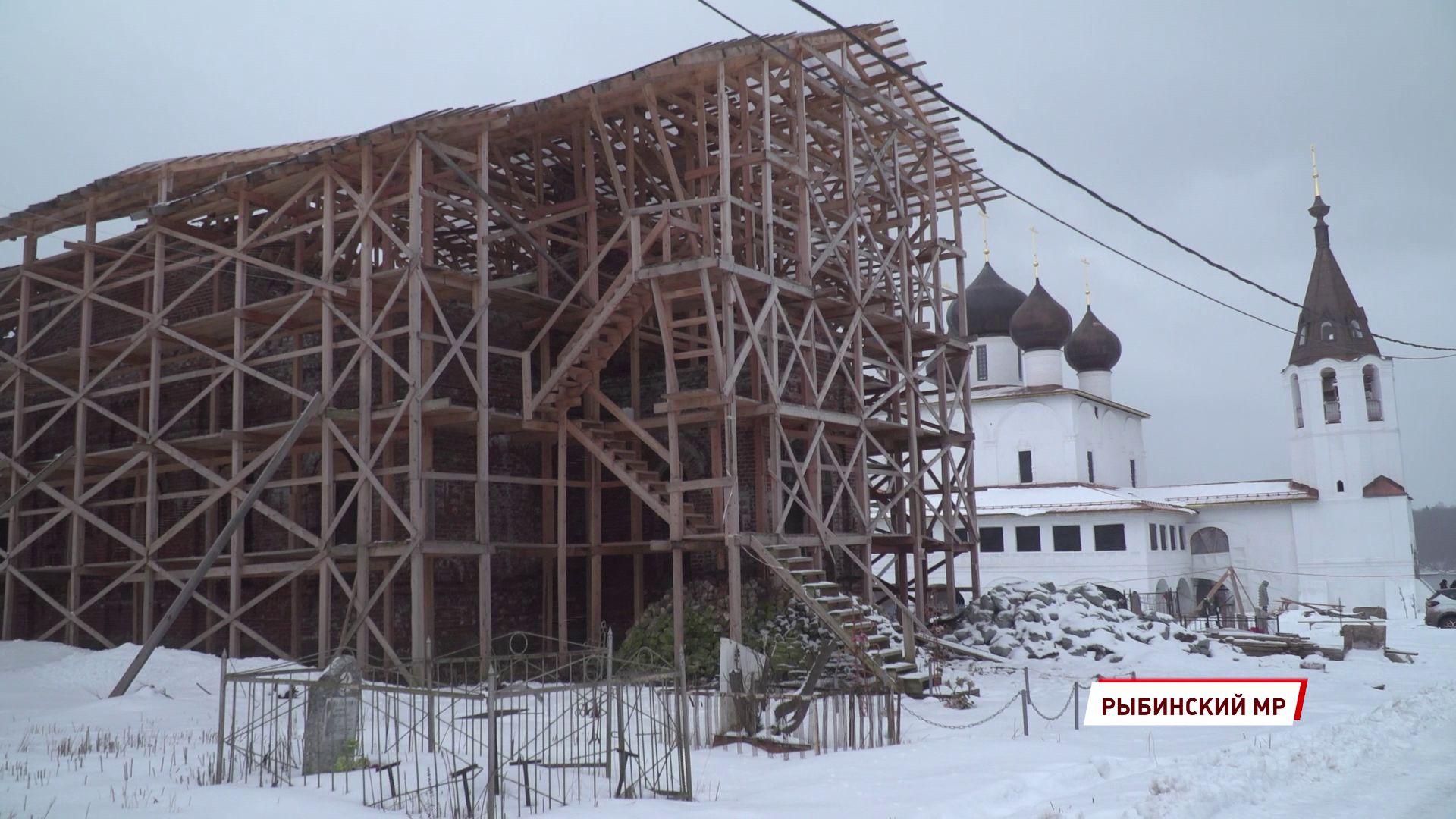 Дмитрий Миронов: «Храмовый комплекс в Хопылево обладает большим туристическим потенциалом»