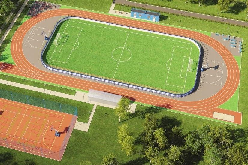 В Заволжском районе построят новый физкультурно-оздоровительный комплекс