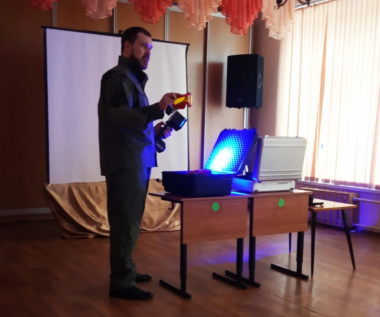 Сотрудники следственного управления посетили ярославскую школу-интернат