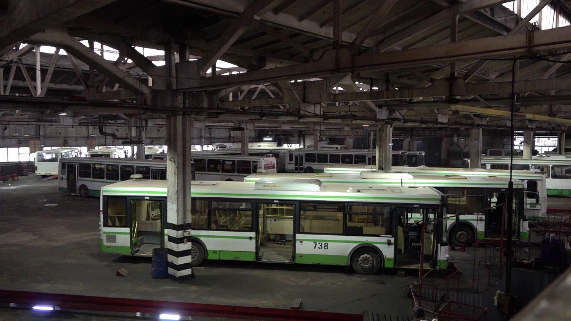 На Ярославском АТП внедряют систему бережливого производства