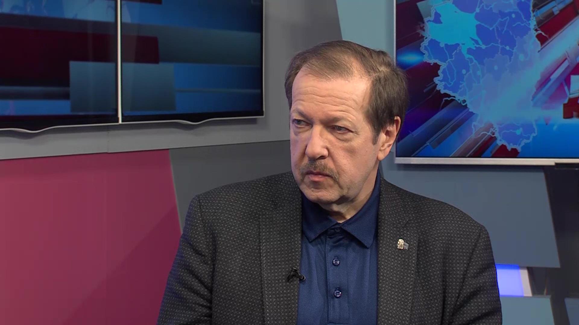 Александр Русаков: «Наши студенты с удовольствием обсуждают поправки в Конституции»