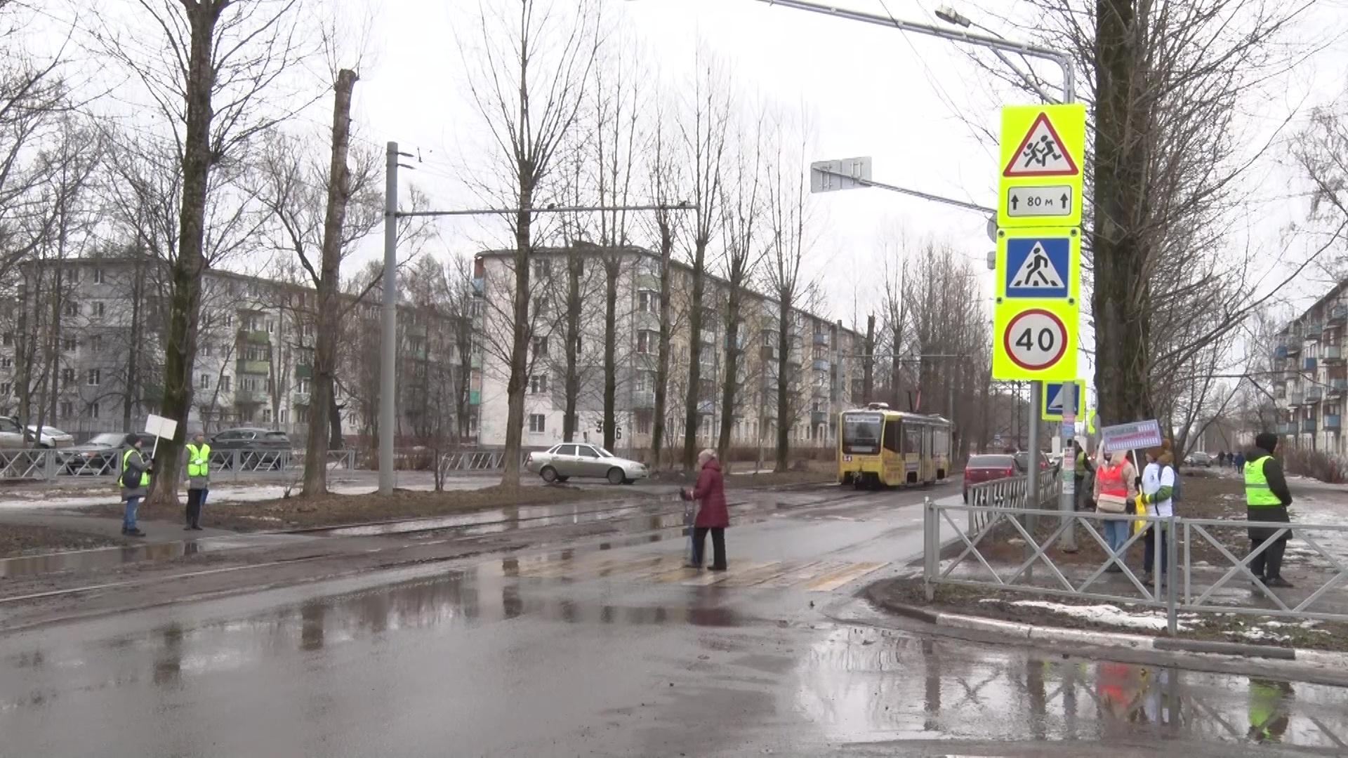 В Ярославской области стартовала акция «Пешеход! Внимание, переход!»