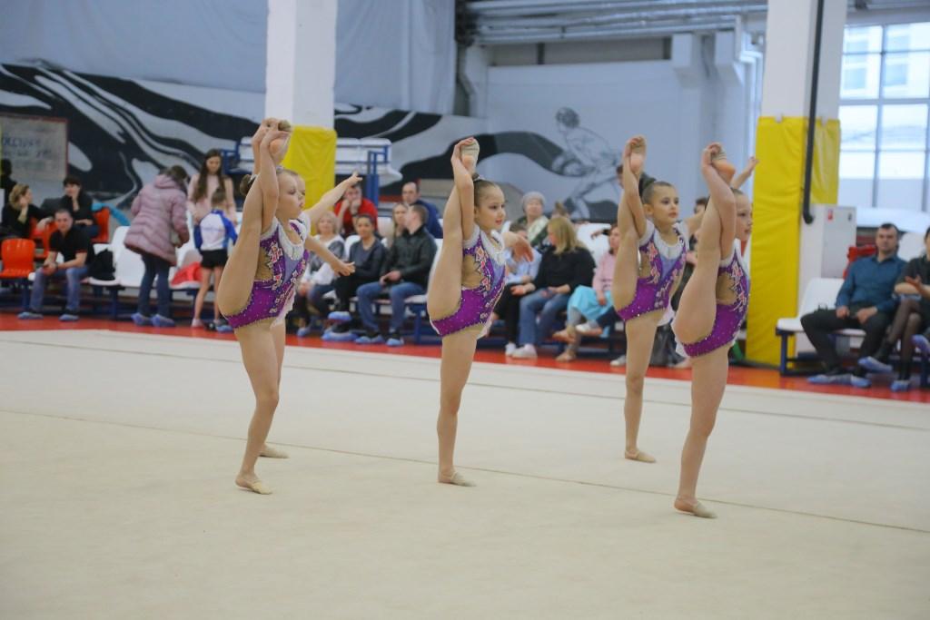В Ярославле впервые проходит межрегиональный турнир по художественной гимнастике «Сияние звезд»