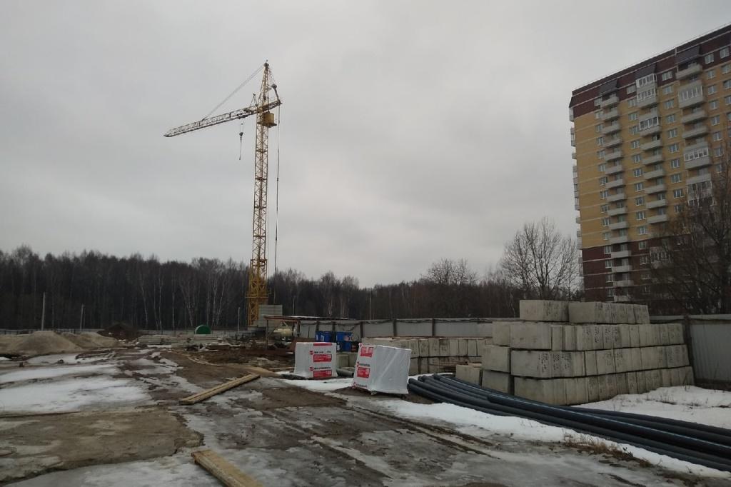 Территория памятника природы «Павловская роща» при строительстве дома не будет затронута
