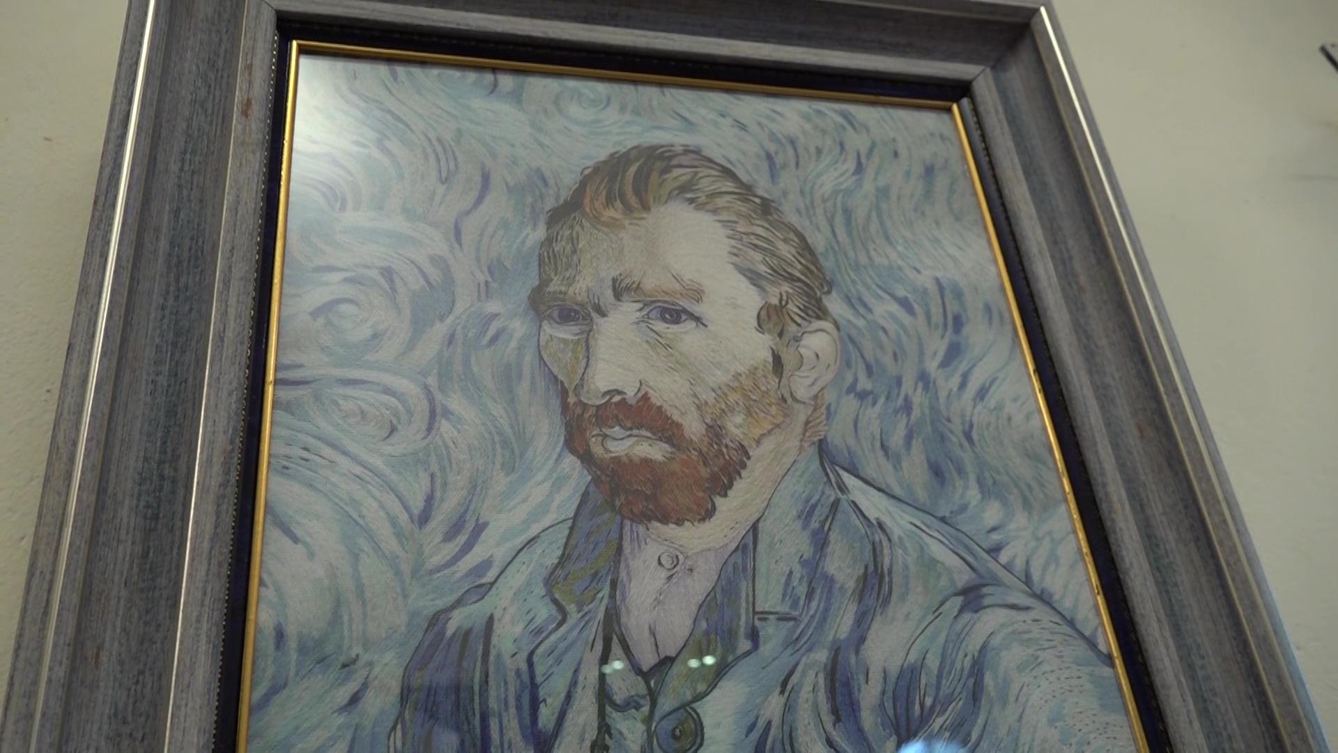 В Ярославле открылась выставка вышитых картин