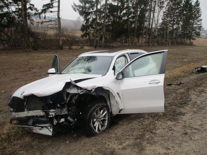 В страшном ДТП в Переславском районе погибла женщина