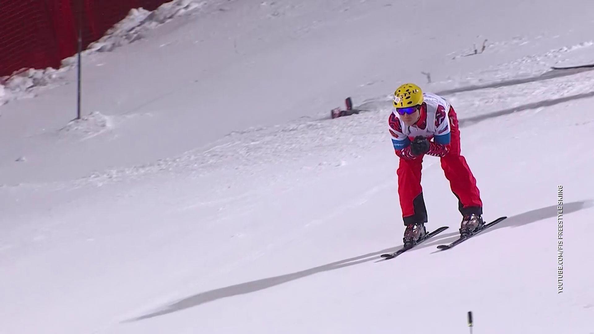 Ярославец стал вторым на этапе Кубка мира по фристайлу