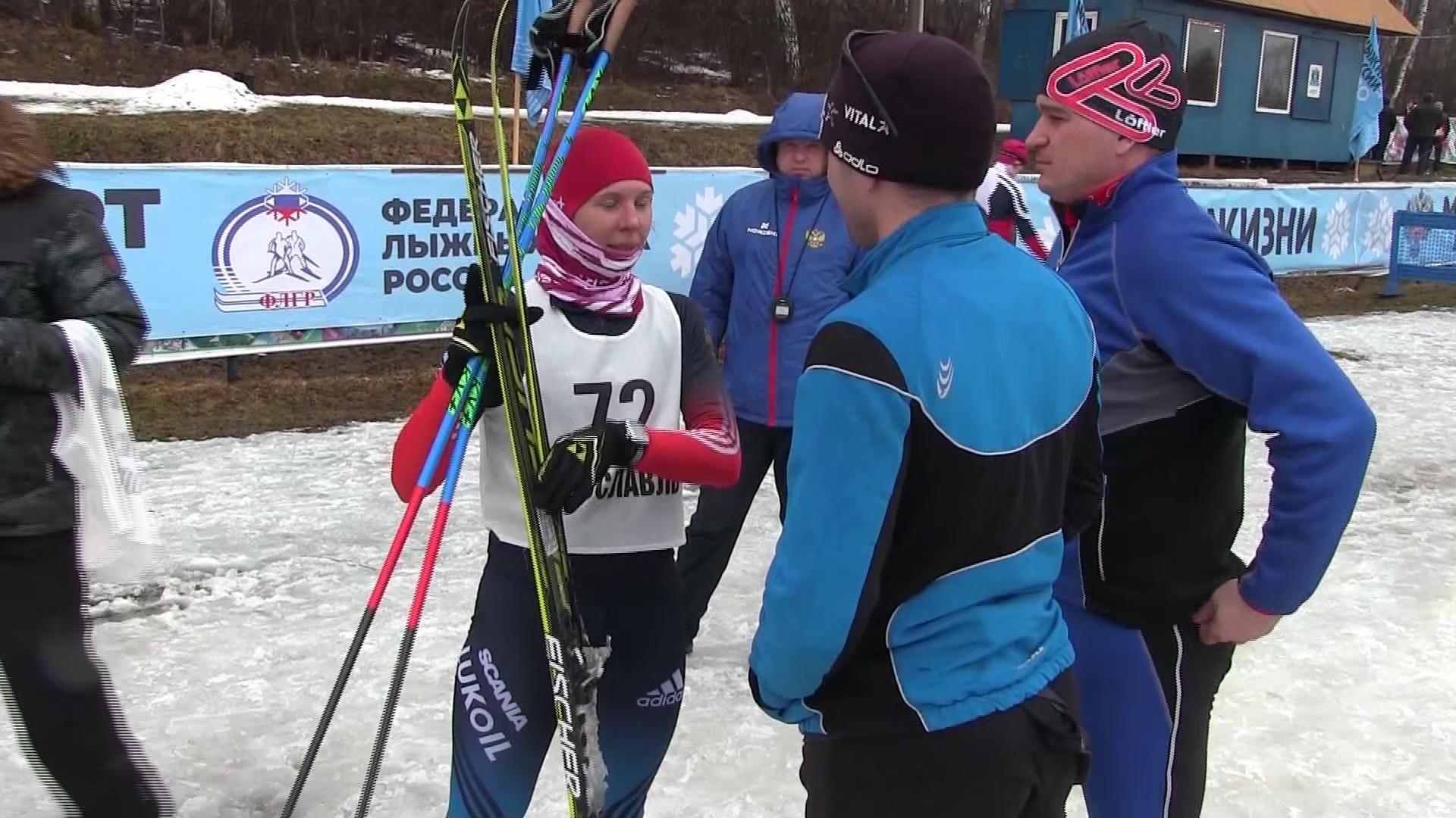 В Ярославской области проходит чемпионат Министерства внутренних дел