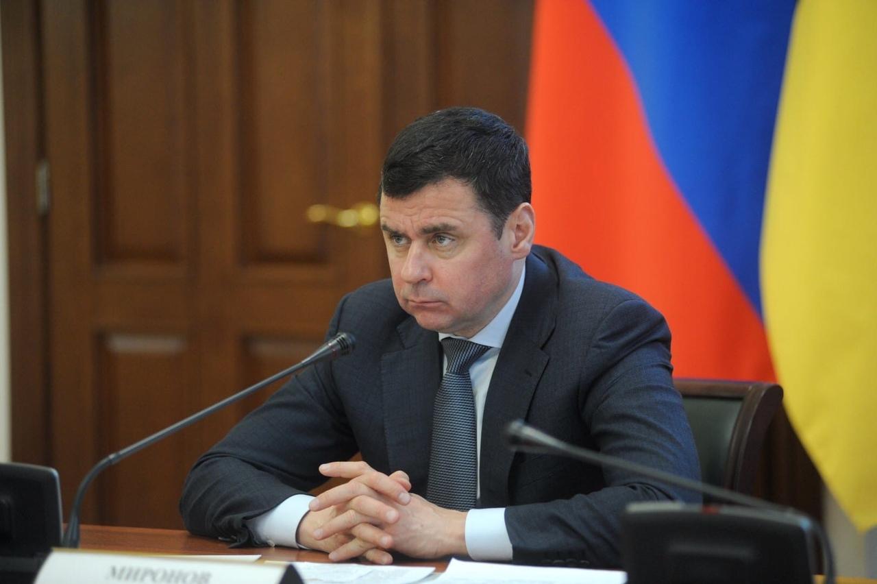 Дмитрий Миронов: «В регионе нет заболевших коронавирусной инфекцией»