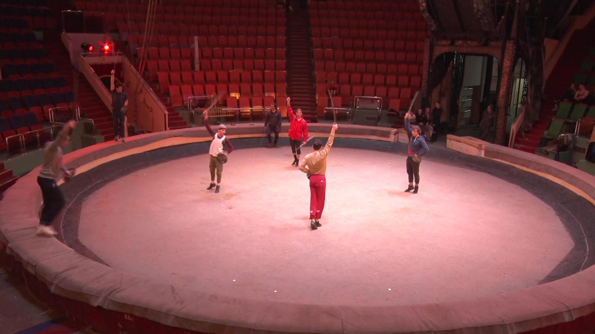 Ярославская публика скоро увидит цирковое шоу Тамерлана Нугзарова