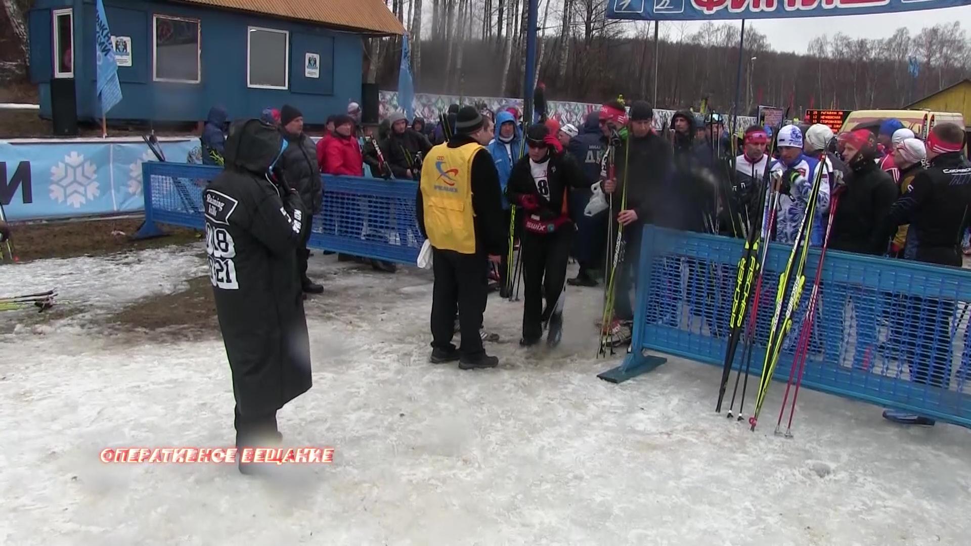 В Подолино наградили первых победителей чемпионатов МВД по служебному двоеборью и лыжным гонкам