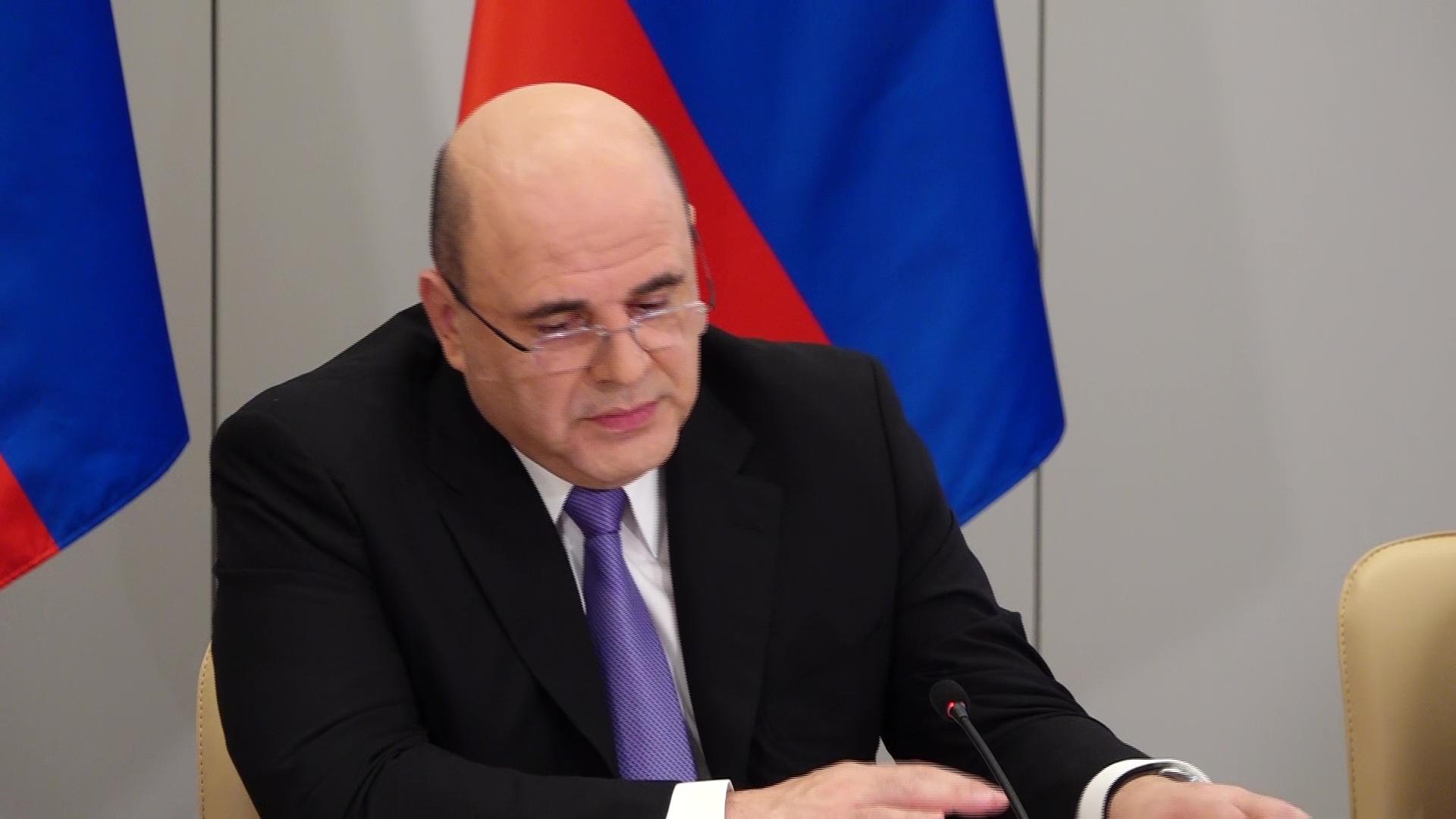 Премьер-министр Михаил Мишустин впервые приехал в Ярославскую область в новой должности