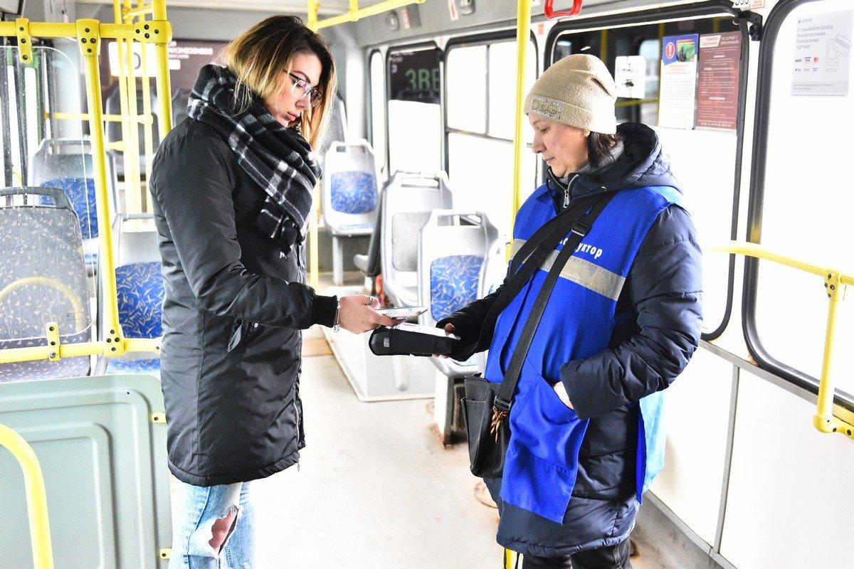 Во всех ярославских автобусах можно оплатить проезд безналом: когда очередь дойдет до троллейбусов и трамваев