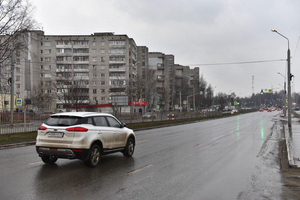 Проспект Авиаторов в Ярославле отремонтируют в рамках гарантийных обязательств