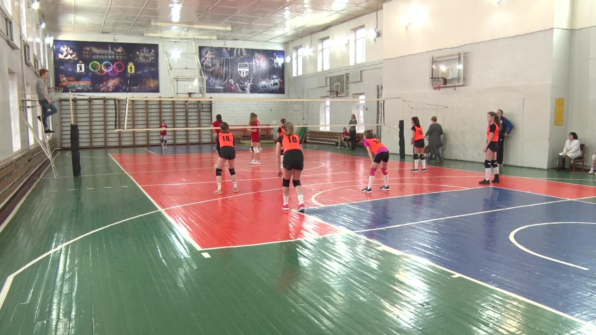 Ярославские школьники два дня будут бороться за «Серебряный мяч»