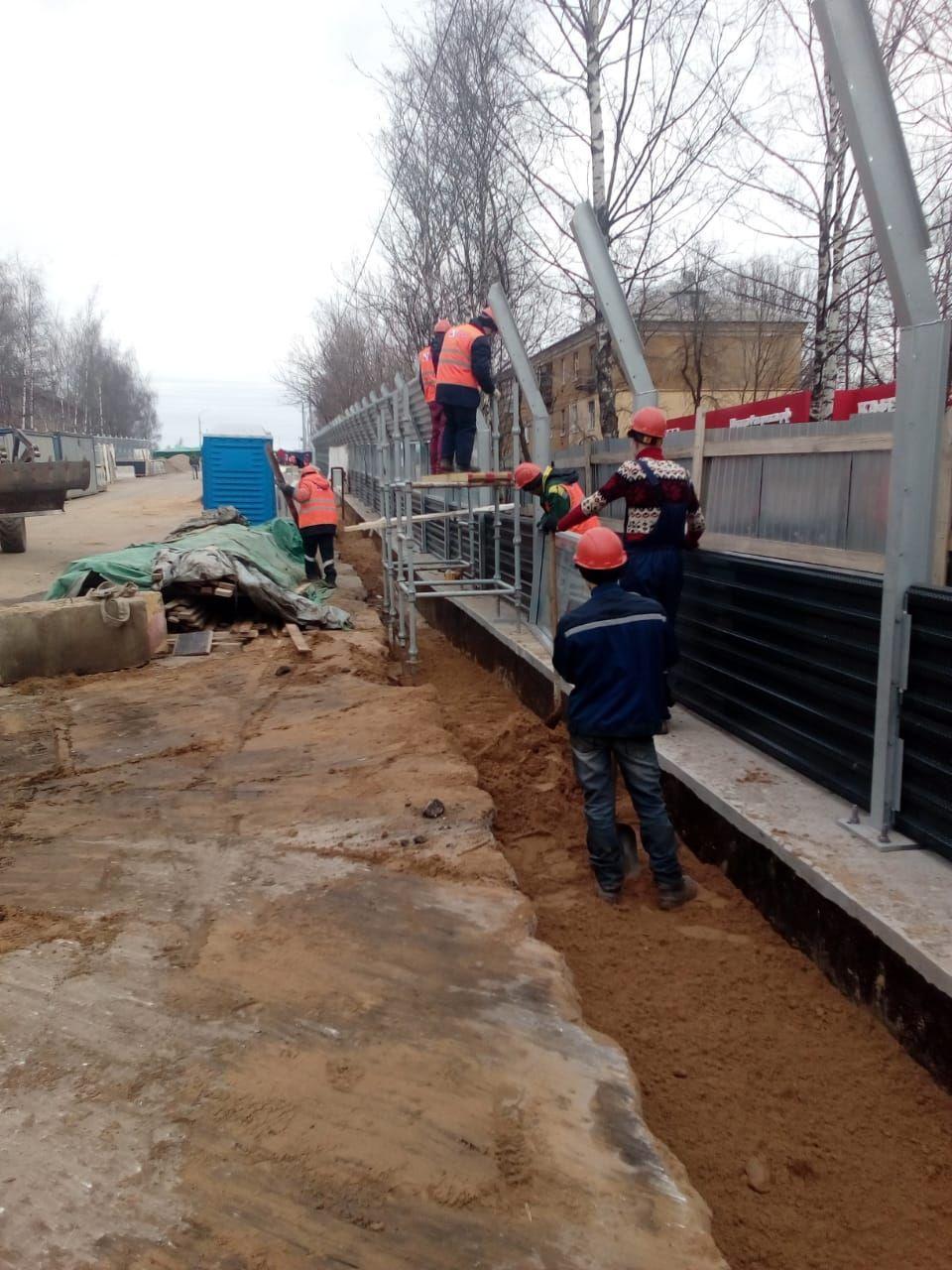 На Добрынинском путепроводе в середине апреля начнут укладывать асфальт