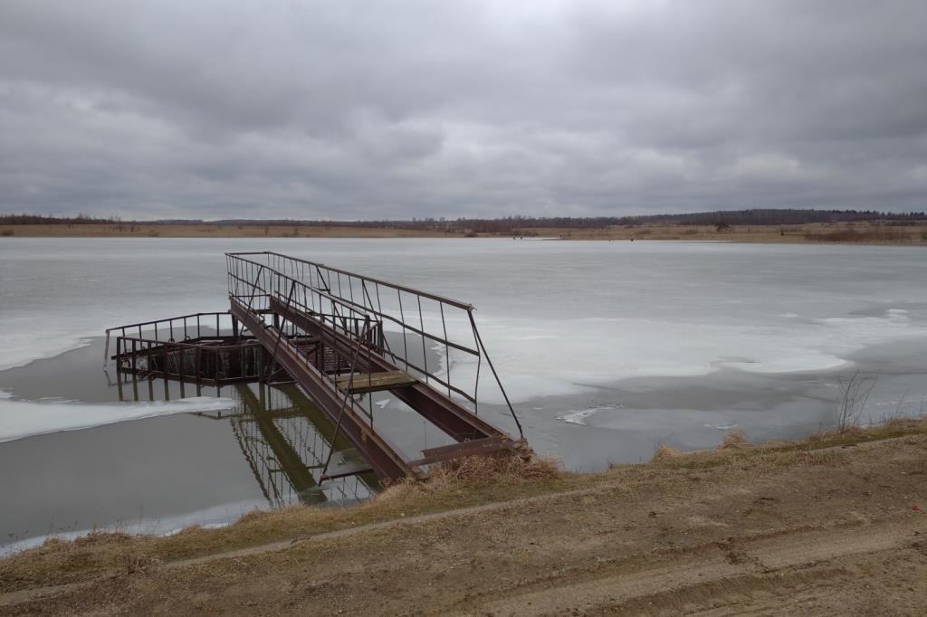 Плотина на реке Костромке способна обеспечить пропуск паводковых вод