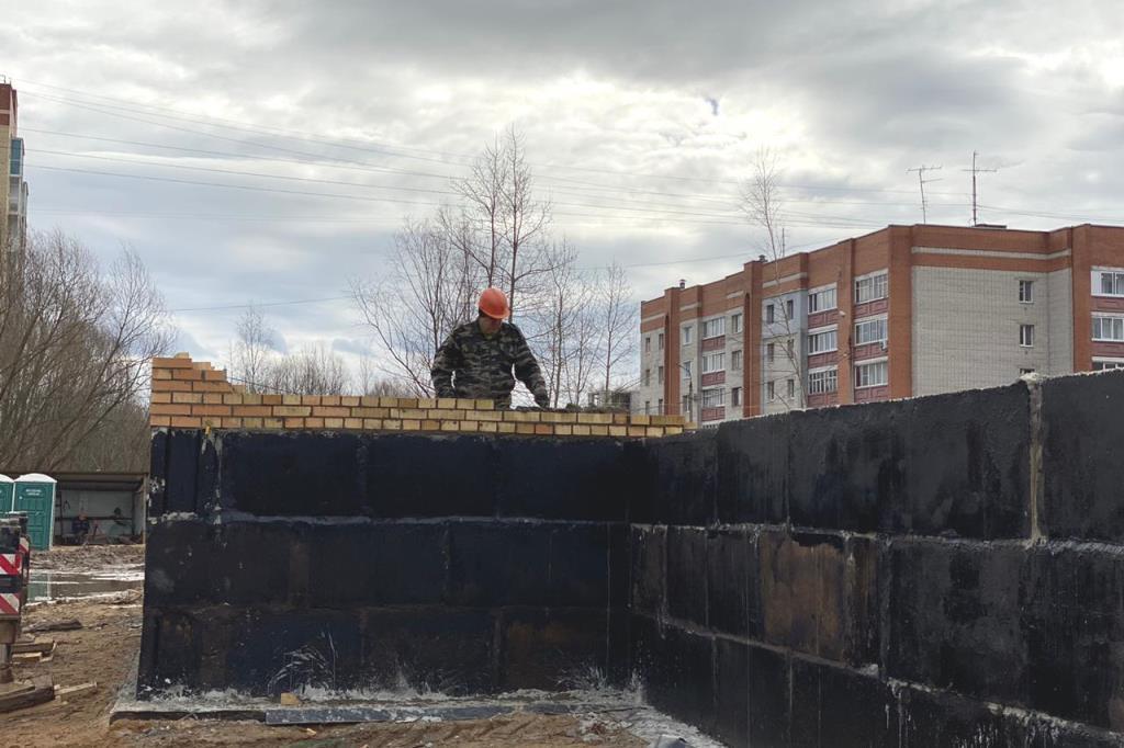 В этом году в Ярославле сдадут новый детский сад на улице Губкина