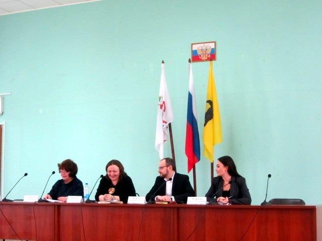 Общественная палата Борисоглебского района обсудила изменения в Конституцию РФ
