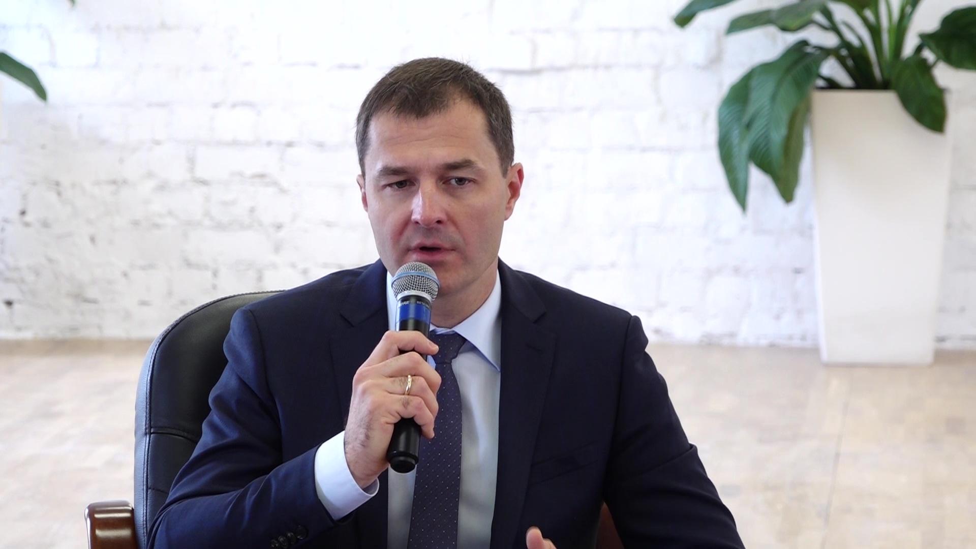 Уборка города и судьба стадиона «Шинник»: мэр Ярославля ответил на вопросы журналистов