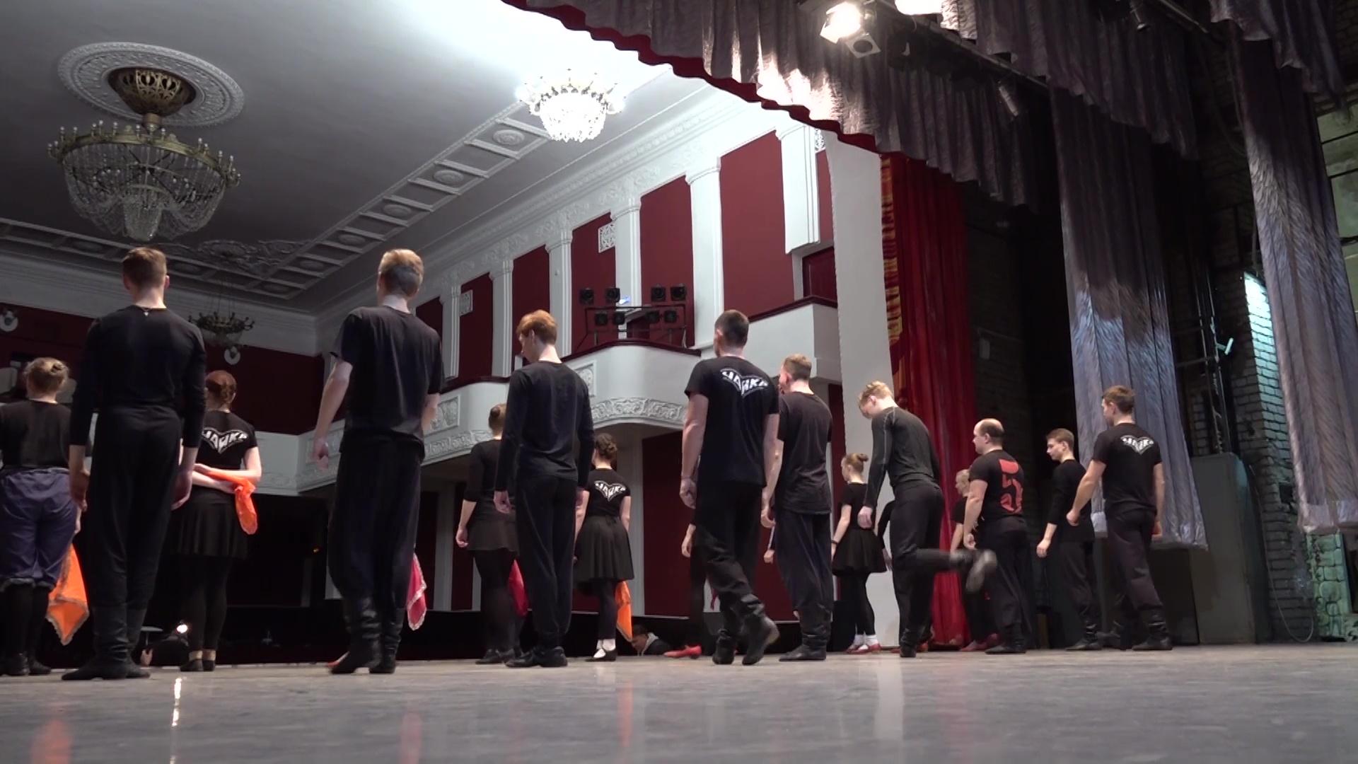 Один из старейших танцевальных коллективов страны «Чайка» скоро отметит 90-летие