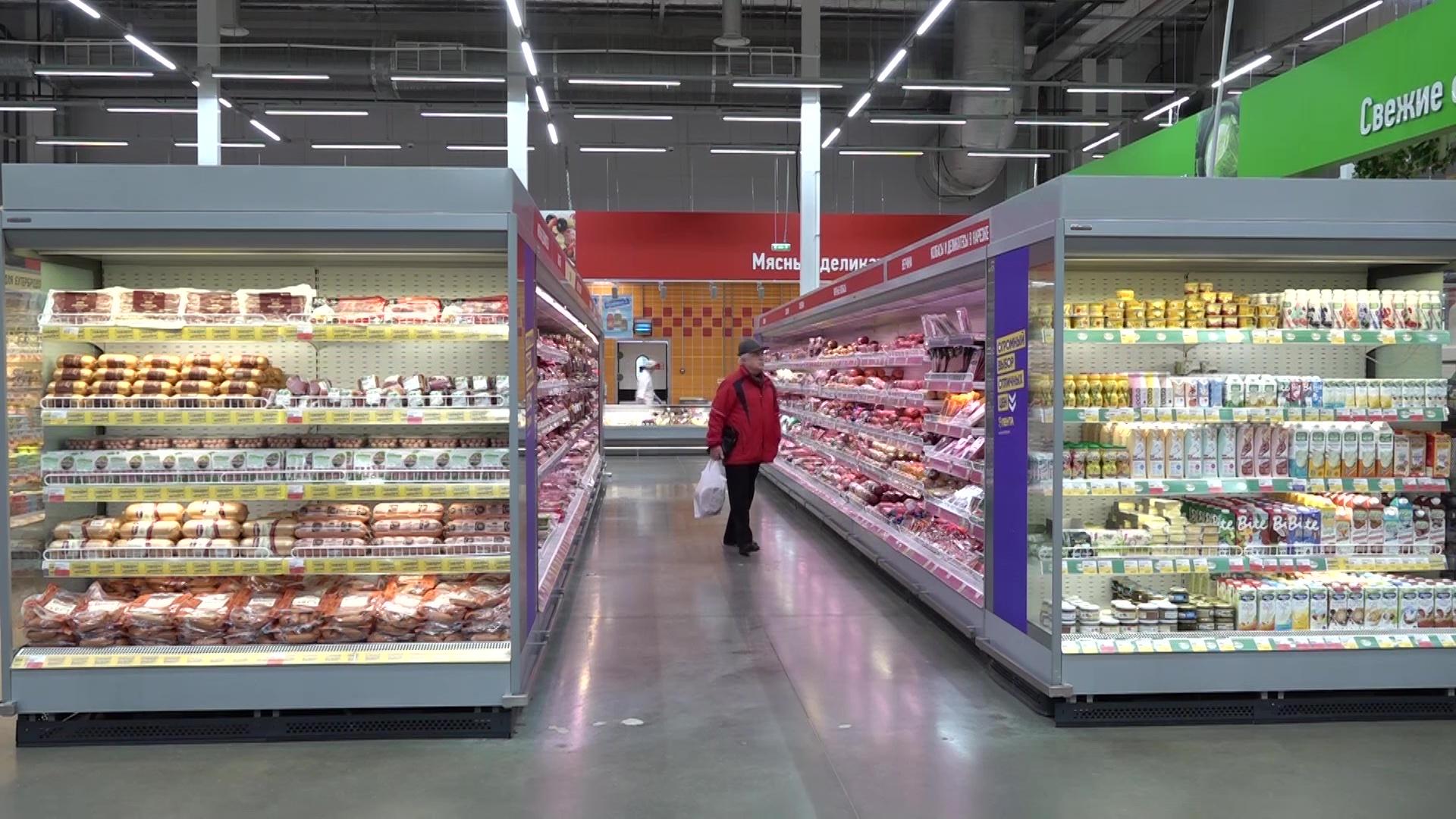 Ярославцы перестали осаждать супермаркеты в поисках гречки и макарон