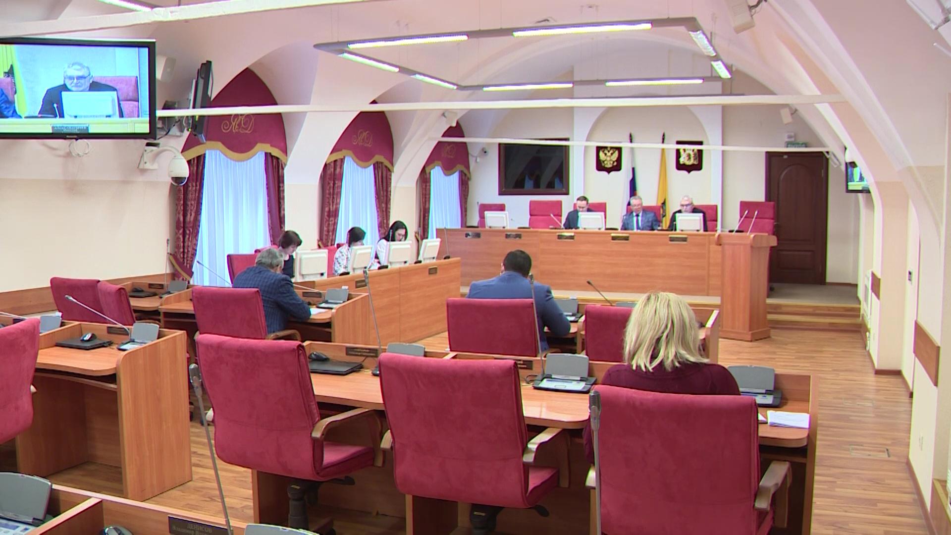 Облдума одобрила законопроект, ограничивающий продажу бестабачных изделий