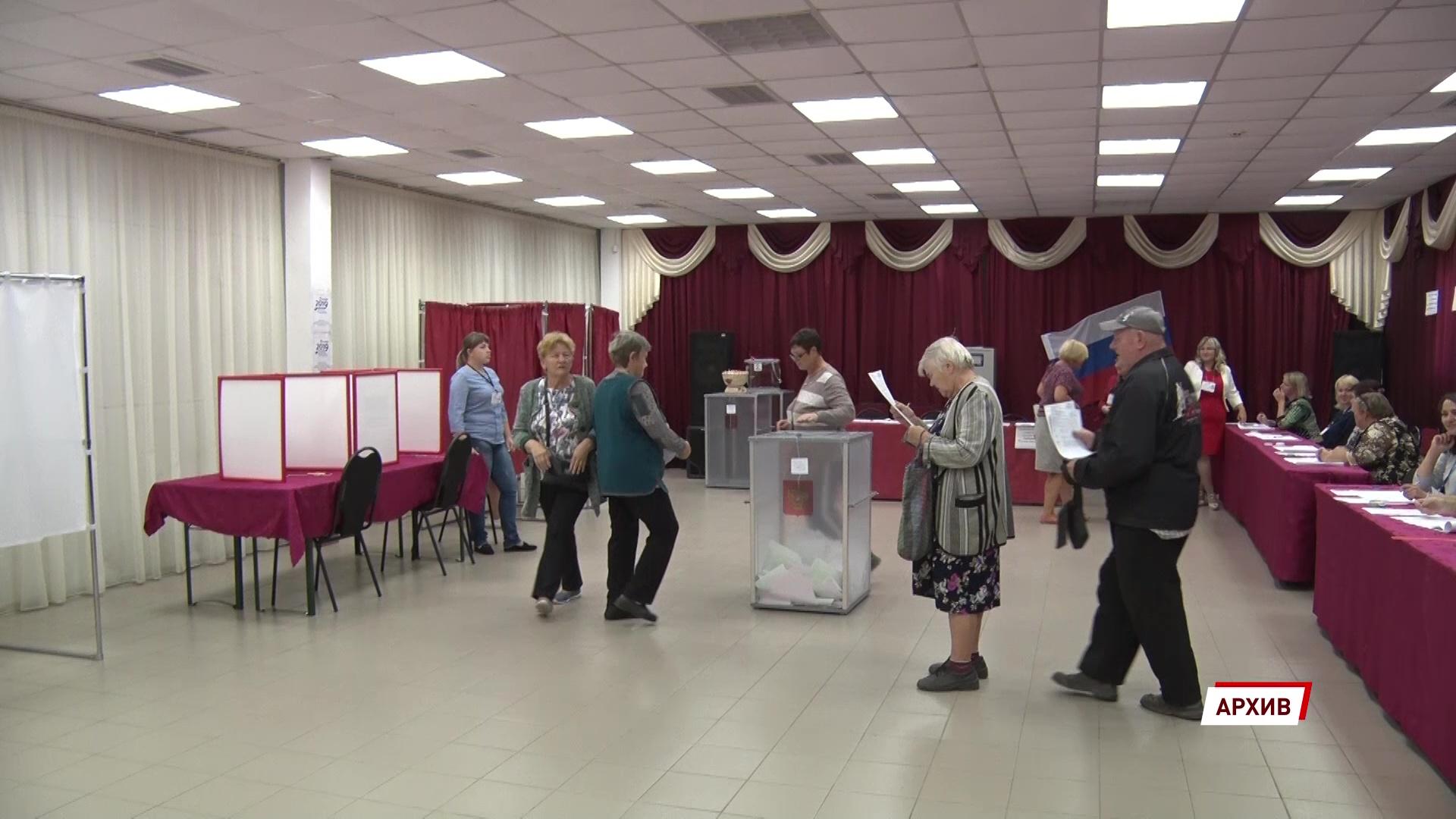 Первыми по поправкам в Конституцию проголосуют полярники
