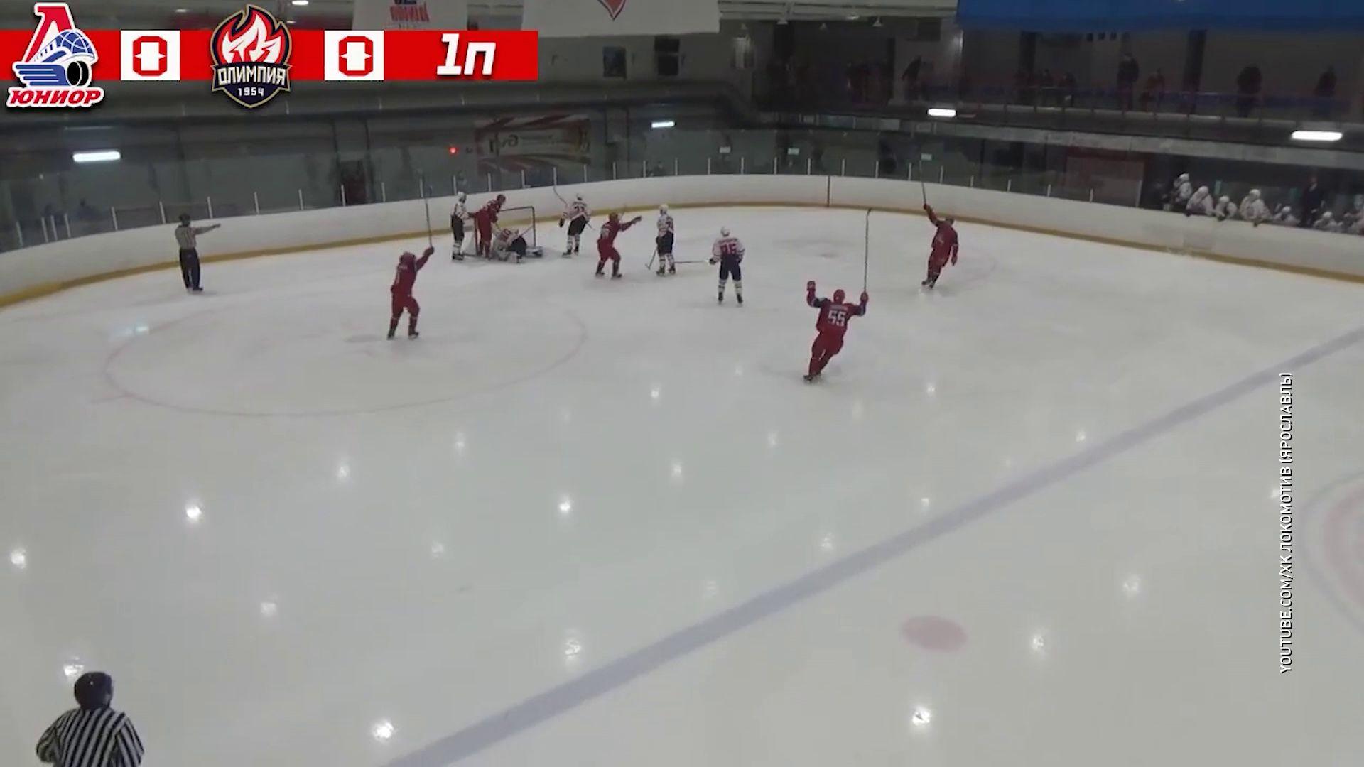 Ярославский «Локо-Юниор» взял «серебро» по итогам сезона в НМХЛ
